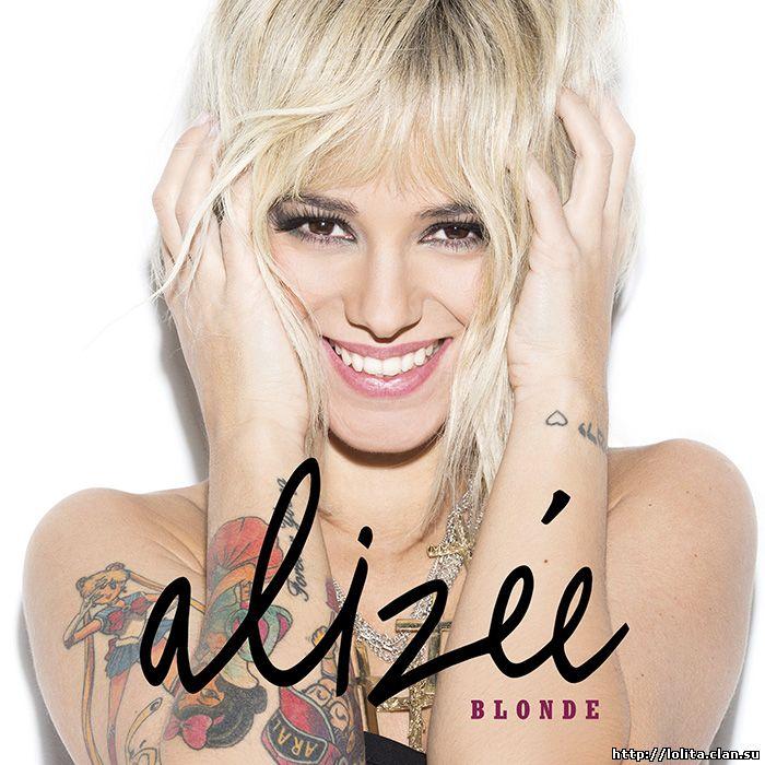 """Alizee 2014, шестой альбом """"Blonde"""" - """"Блондинка"""""""